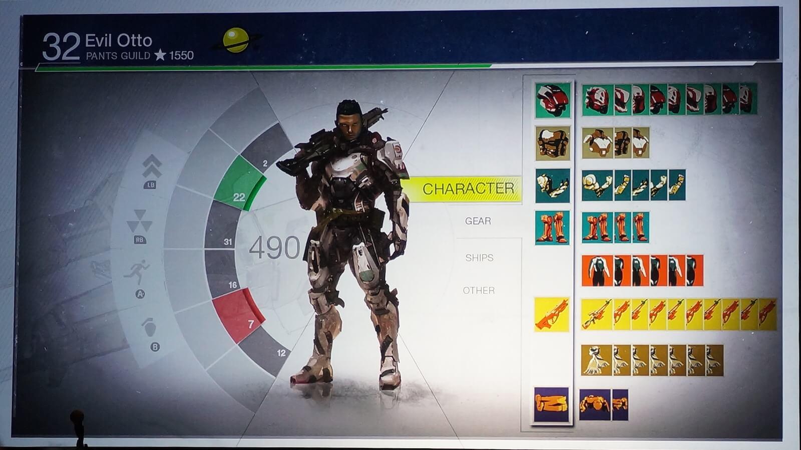 Destiny: Von klebrigen UI-Elementen und der Evolution des User-Interface