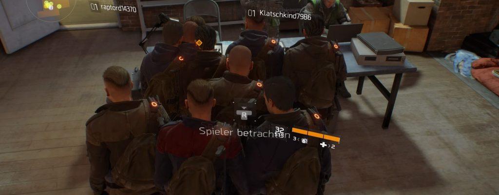 The Division Aktivierung AbschlieГџen