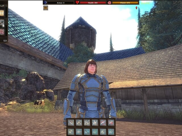 Neues Retro-MMORPG Project Gorgon startet bald in den Early Access