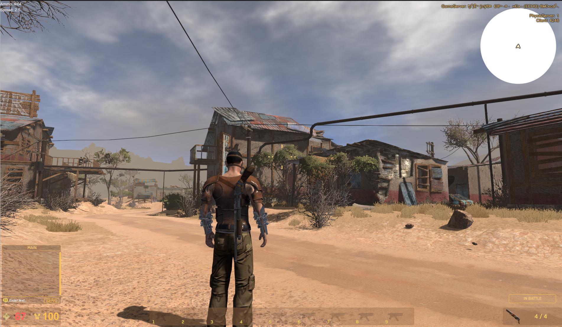 """The Skies: Endzeit-MMORPG mit Hauch """"Fallout Online"""" bereitet Beta vor"""