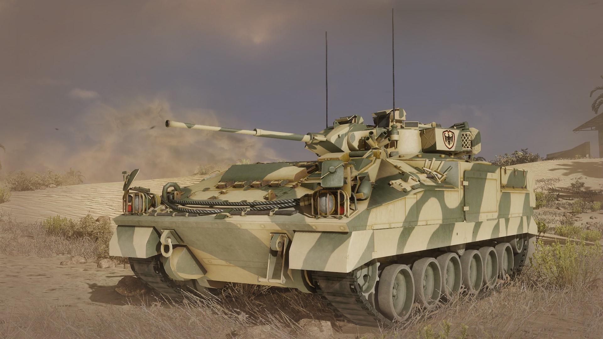 Armored Warfare kommt im Frühjahr 2018 auf die PS4