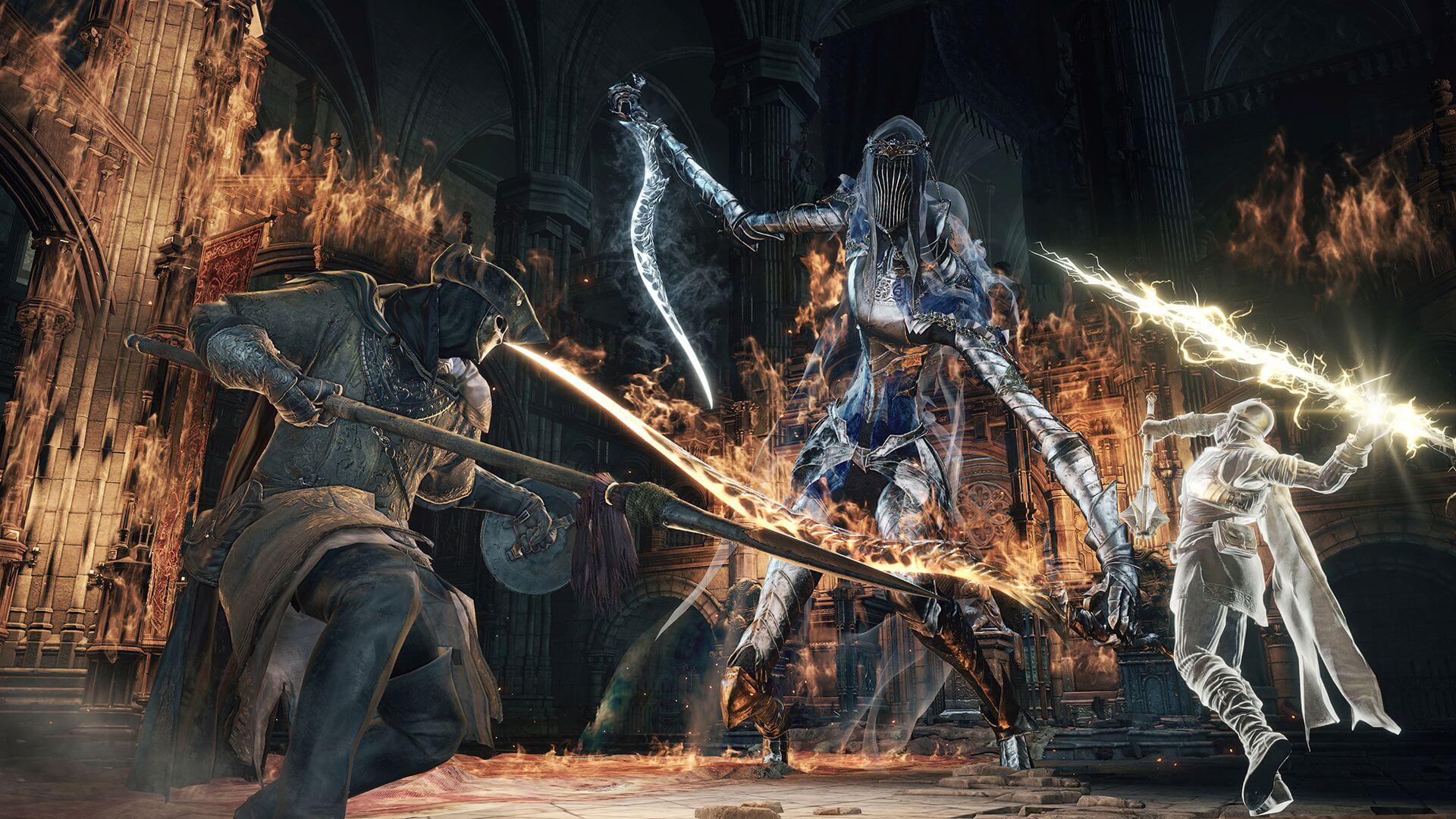 Dark Souls 3: Da hat er das Hardcore-RPG durchgespielt, ohne Schaden erlitten zu haben!