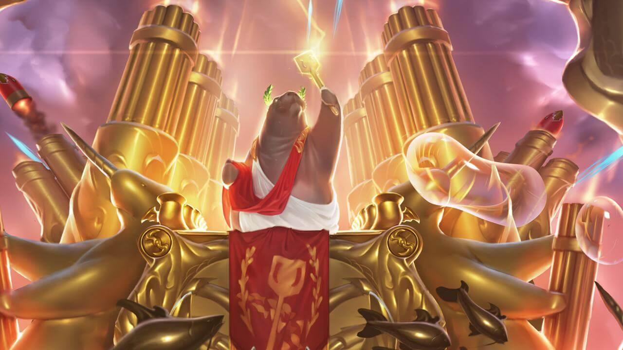 League of Legends: ARURF Spielmodus startet heute – So wird's gespielt