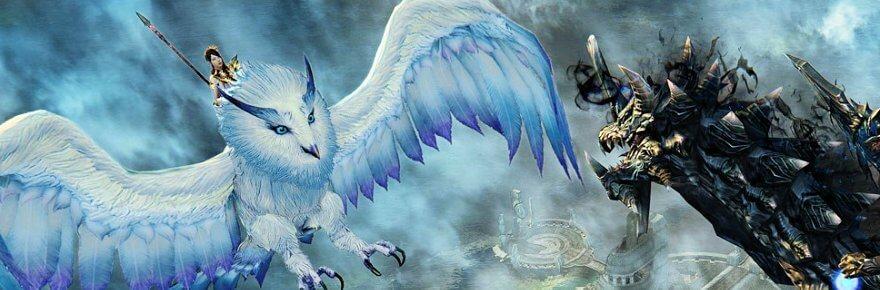 Riders of Icarus: Bannwelle erfasst über 5000 Spieler