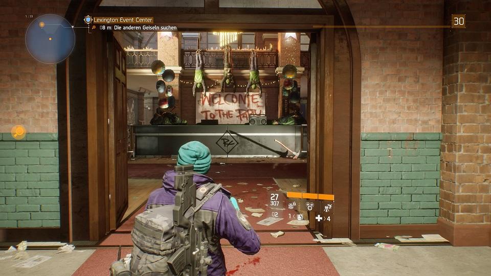 The Division: Server down am 1.12. – Barret und Haftgranaten werden gefixt