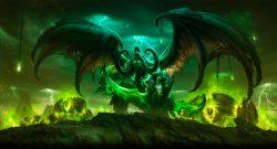 WoW Legion Illidan raw
