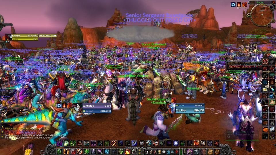 """World of Warcraft: Die letzten Momente von """"Nostalrius"""""""