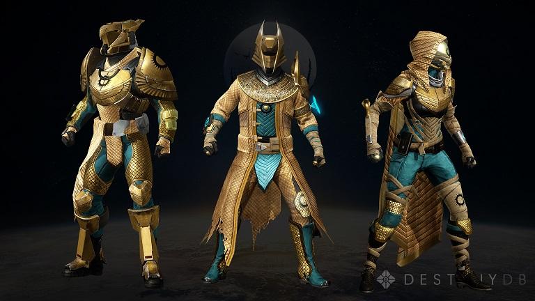 Destiny: So sieht die neue Rüstung bei den Prüfungen von Osiris aus