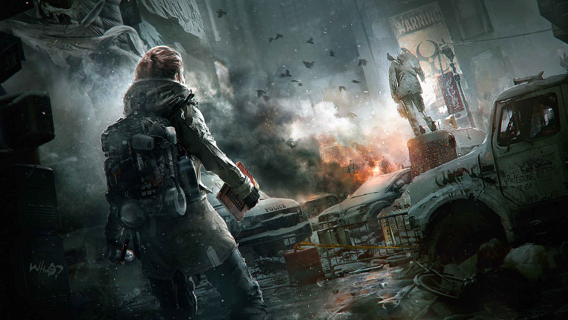 The Division: Die exklusiven Inhalte des Season Pass im April