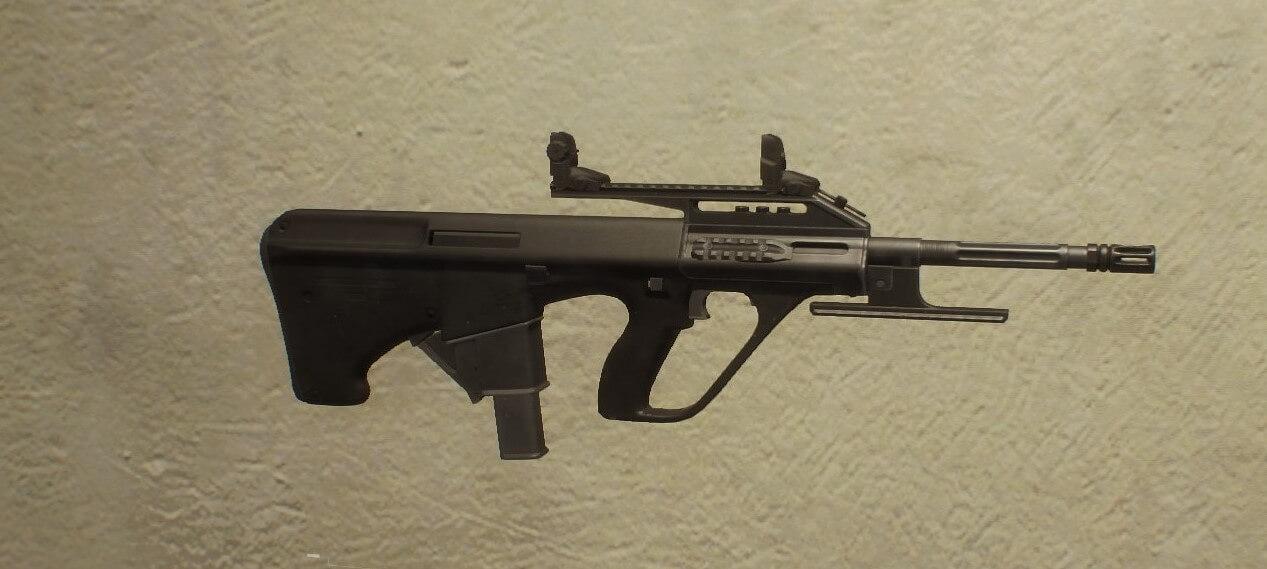 The Division: AUG A3 Para XS – Die beste Maschinenpistole im Spiel?