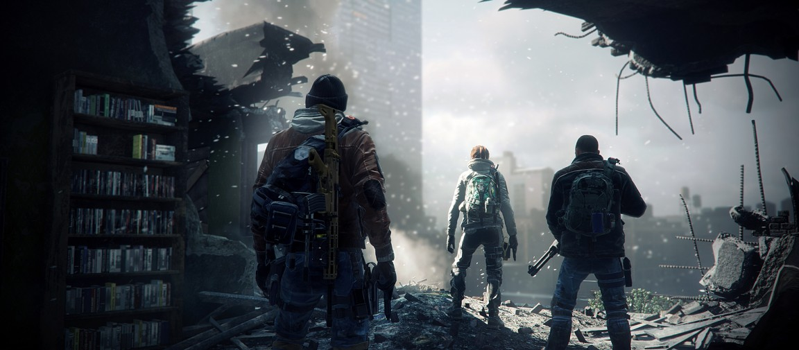 The Division: Globale Events, neue Items – Exklusive Infos zum Update 1.7