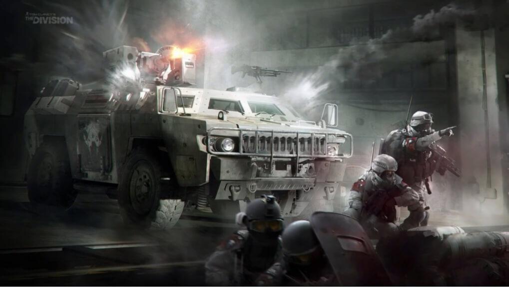 The Division: Werdet zur PvE-Killermaschine – Striker-Build 1.6.1
