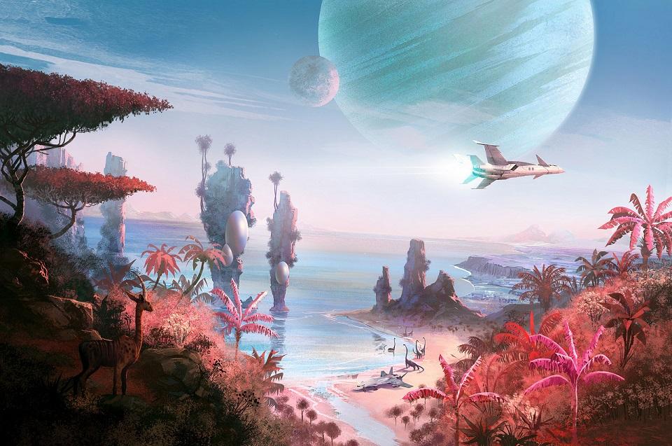 No Man's Sky: 18 Trillionen Planeten – und die meisten wird nie einer sehen