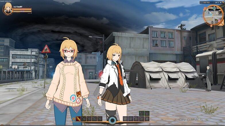Soulworker: Die Beta ist zu Ende, neues Anime-MMO offiziell gestartet
