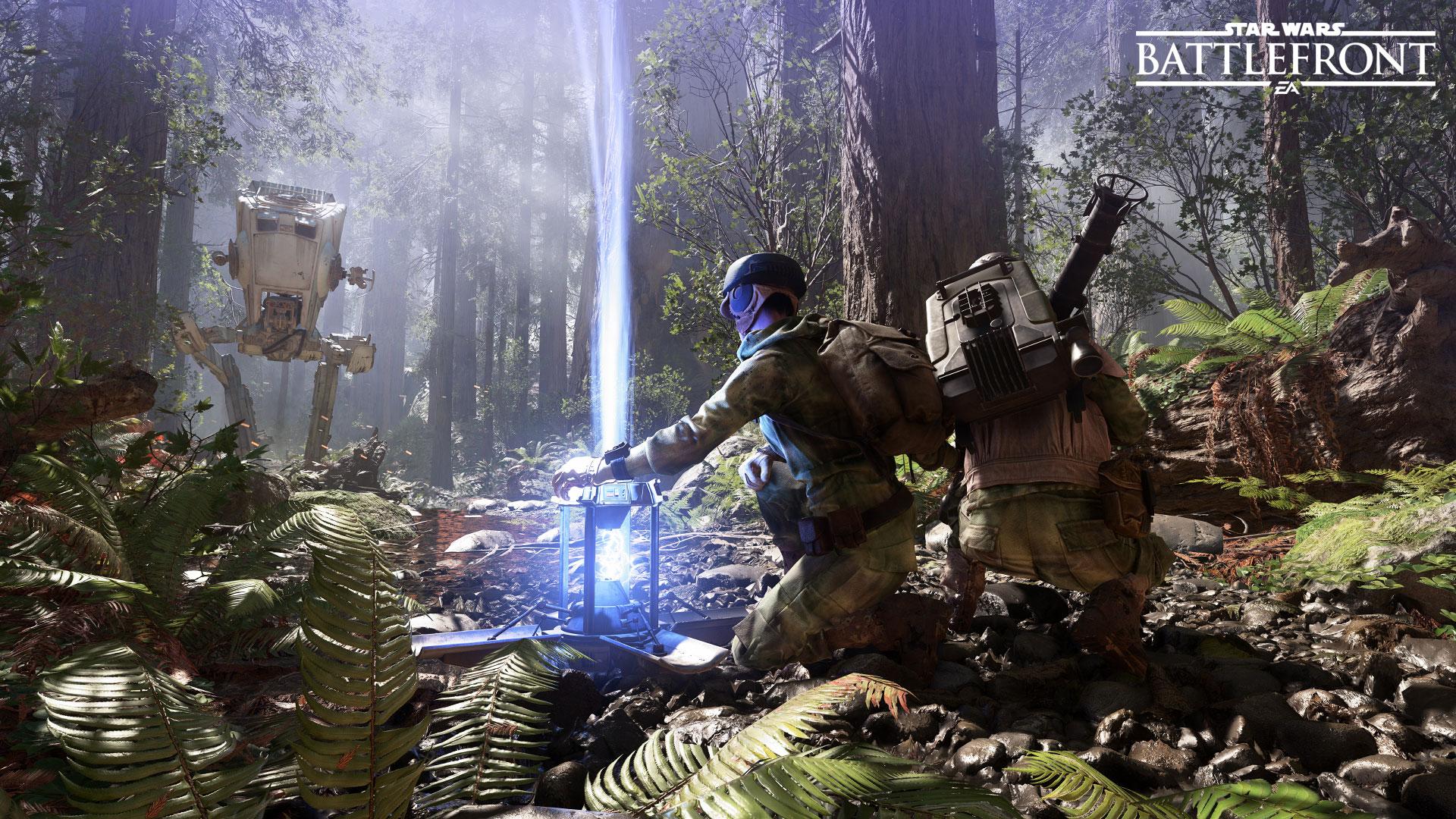 Star Wars Battlefront bekommt Singleplayer-Modus – Alleine im Krieg der Sterne