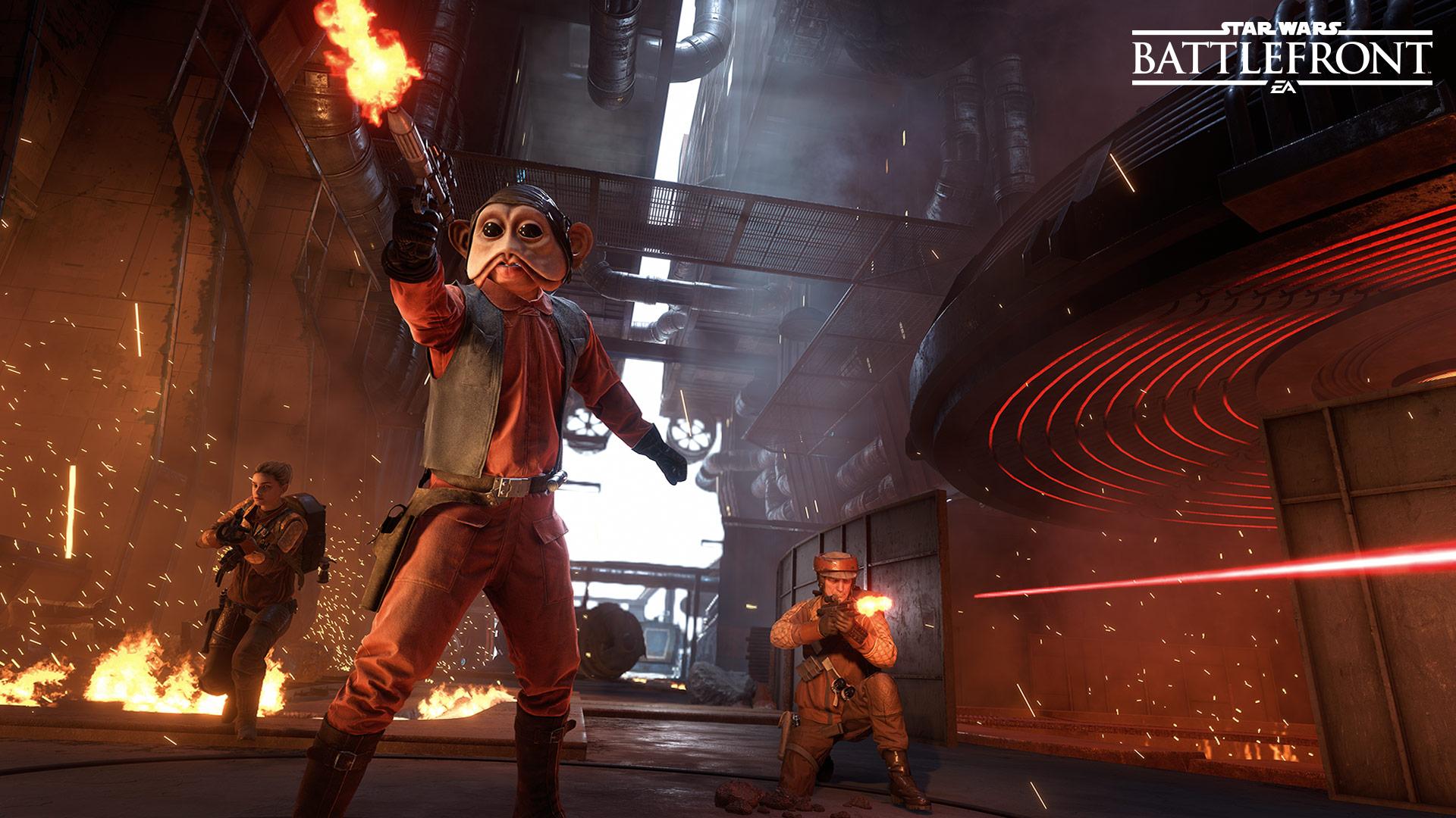 """Star Wars Battlefront: DLC """"Outer Rim"""" kostenlos testen – auf PC, PS4, Xbox One"""