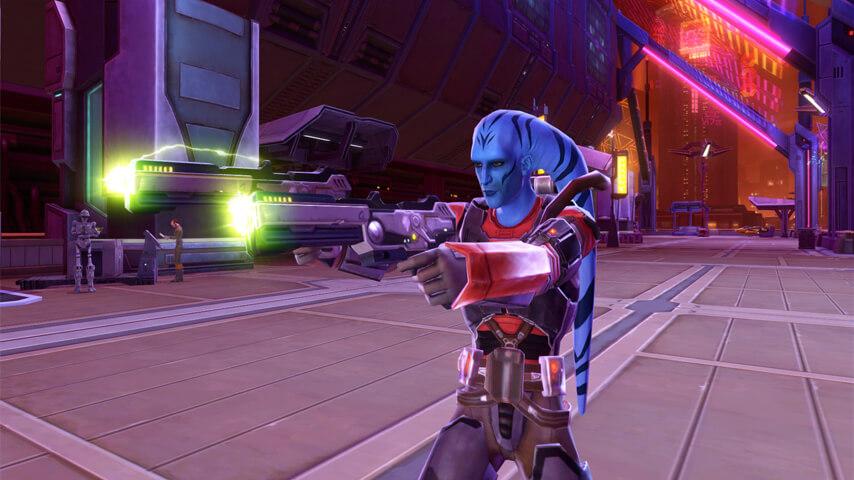 """SWTOR: BioWare nerft Kommando-XP – """"Endloser Grind"""" finden die Fans"""