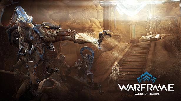 """Warframe:  """"Sande des Inaros""""-Update ab heute für Konsolen verfügbar"""