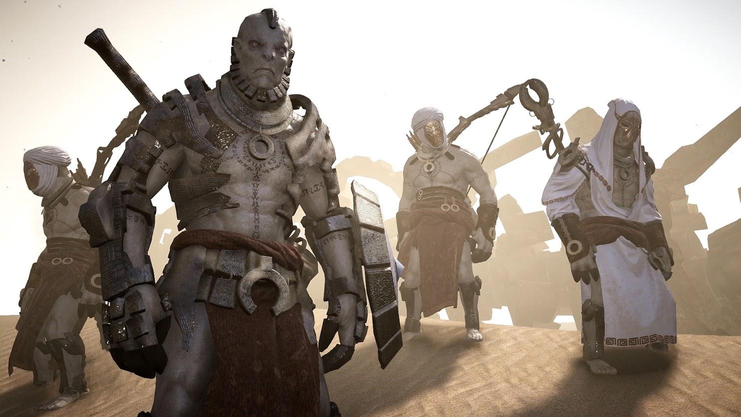 In Black Desert könnt Ihr als Söldner-Miliz in Eroberungen mitmischen