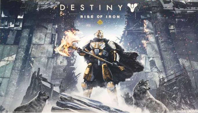 """Destiny: """"Rise of Iron"""" – Neue Hinweise, dass es die Herbst-Erweiterung wird"""
