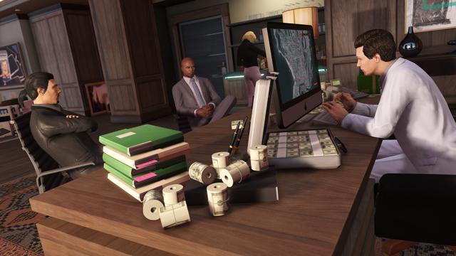 GTA 5 Online: Werdet Anführer eures eigenen Verbrecher-Imperiums – im neuen Update!