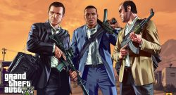 GTA 5 Michael Franklin Trevor