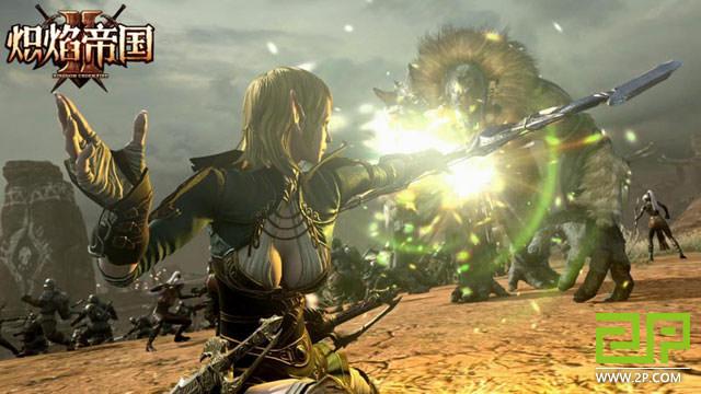 Kingdom under Fire 2: Es wird! – Ranger und Belagerungswaffen vorgestellt