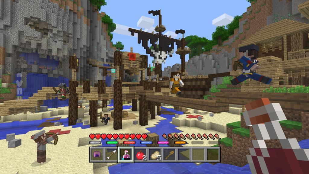 Minecraft Minispiel