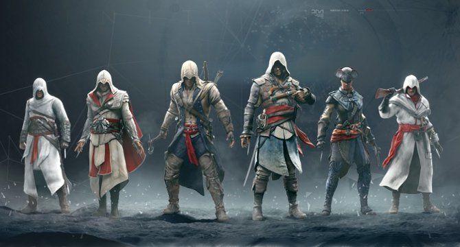 Assassin's Creed – Mobile-MMO angekündigt