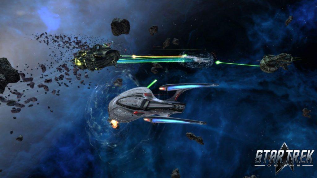 Star Trek Online PS4 Xbox One