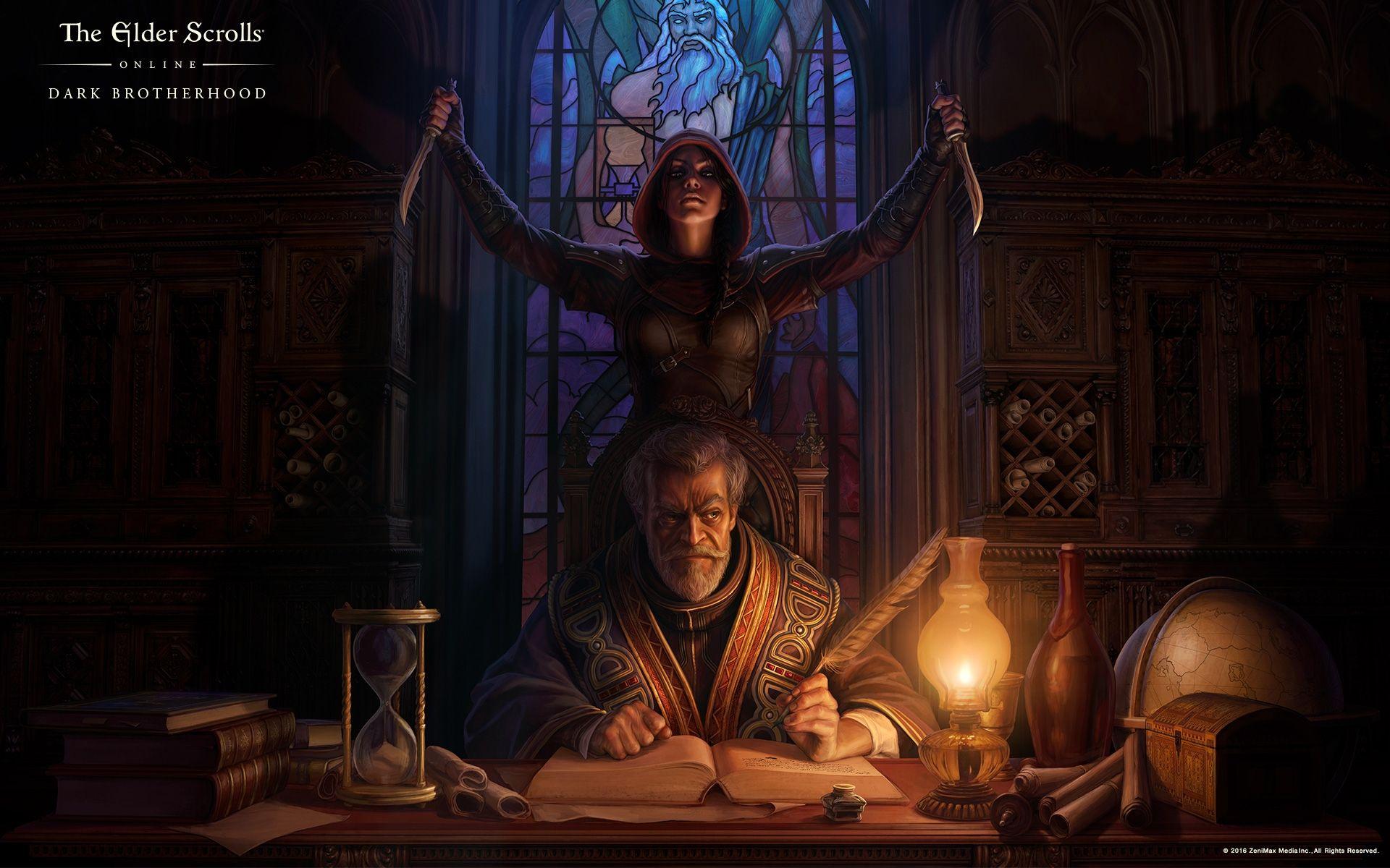 The Elder Scrolls Online: Die neuen Sets der Dark Brotherhood im Video
