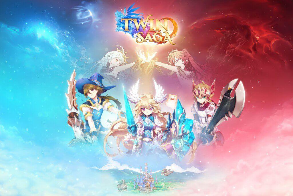 Twin Saga: Anime-MMO startet in die Gründer-Beta