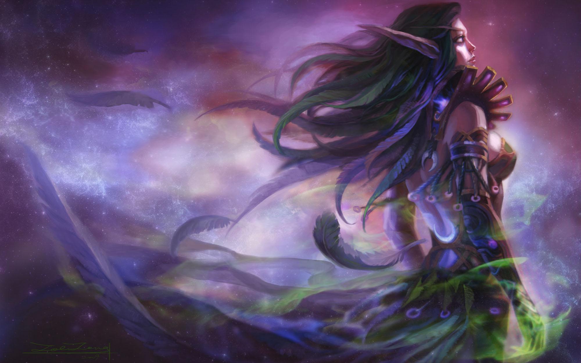WoW: Legion – Druide, das sind die Artefaktwaffen