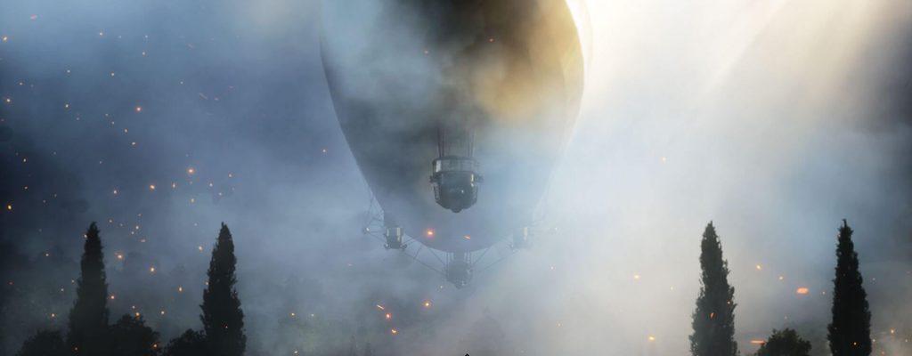 Battlefield 1:  Offizieller Gameplay-Trailer der E3 ist spektakulär