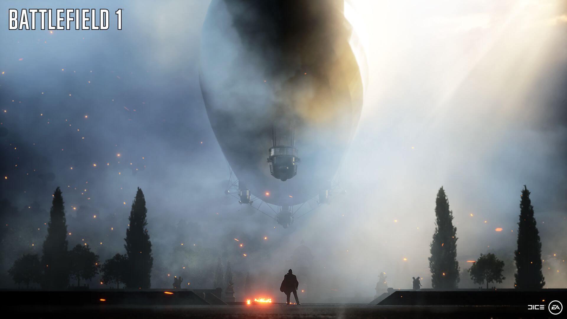 Battlefield 1: Dynamisches Wetter nimmt starken Einfluss auf das Spiel-Erlebnis