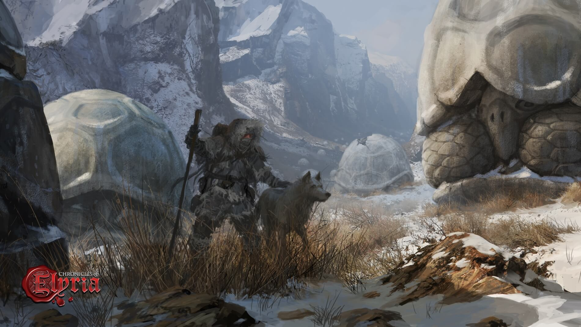 Chronicles of Elyria: Biome sind nicht nur hübsch, sondern auch sinnvoll