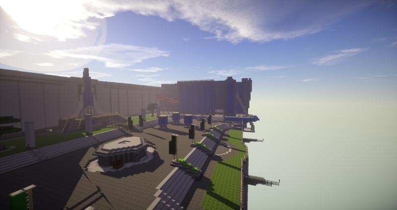 Destiny aus Blöcken: So sieht das Game in Minecraft aus