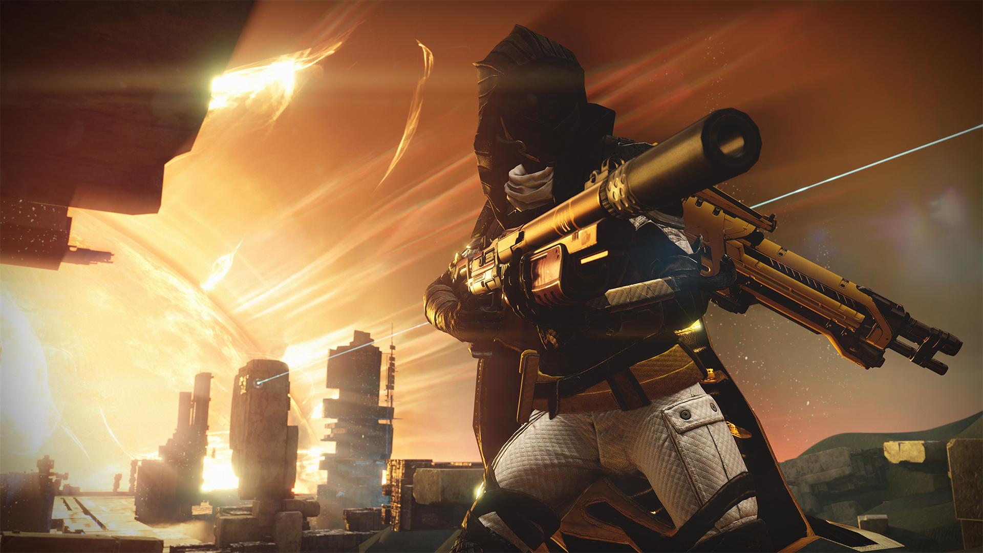 Destiny: Waffentag am 1.6. – Banshee-44 mit ganz kleinen und ganz großen Waffen