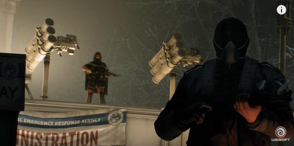 """The Division: Update 1.2 """"Konflikt"""" in Live-Stream vorgestellt – das waren die Infos"""