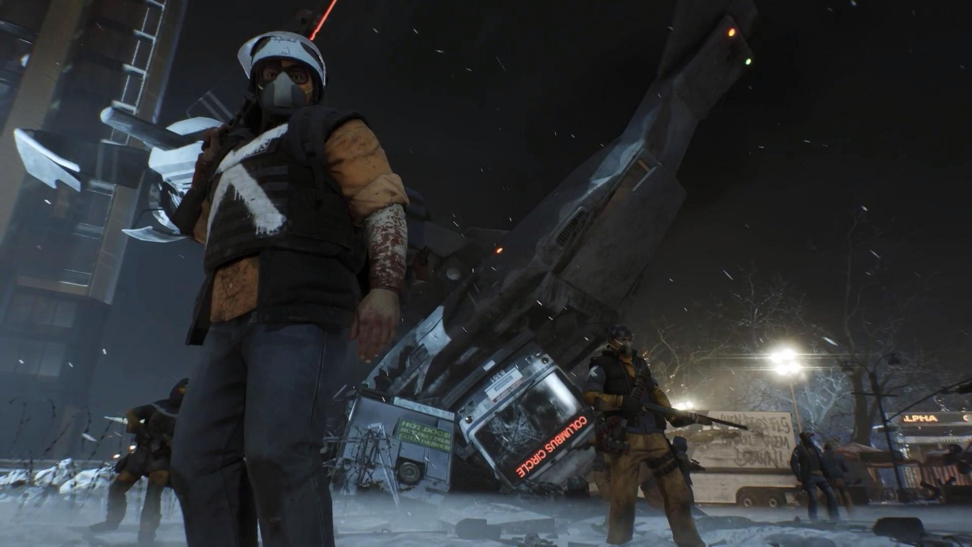 The Division: So ändert sich der Loot in Update 1.2