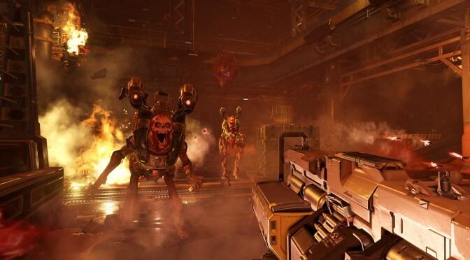DOOM: Denuvo entfernt – Riesiges Update bringt Multiplayer-Bots, schafft Platz für Mods