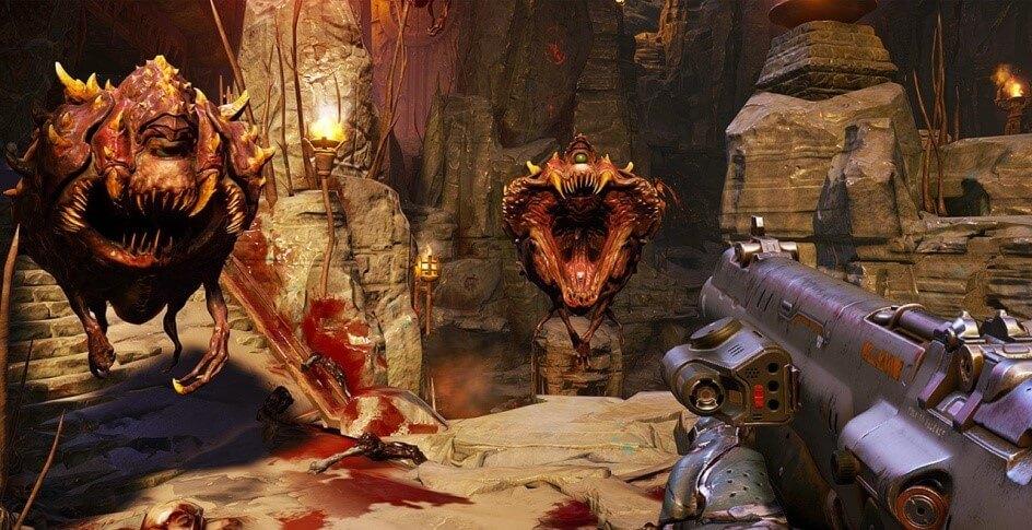 Doom: Private Matches als Alternative zum Standard-Multiplayer noch diesen Sommer