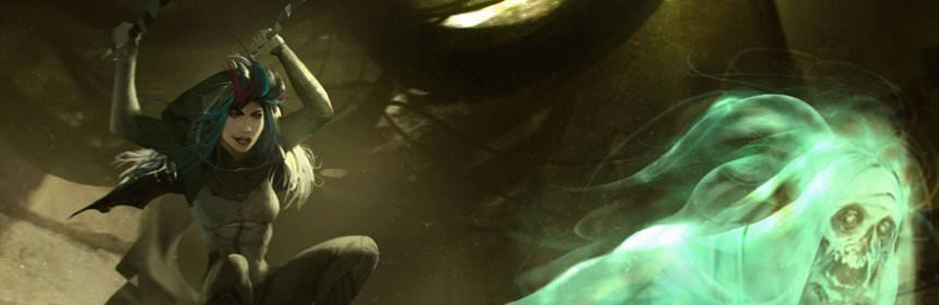 Was passiert 2019 bei Pantheon, dem MMORPG, auf das viele warten?