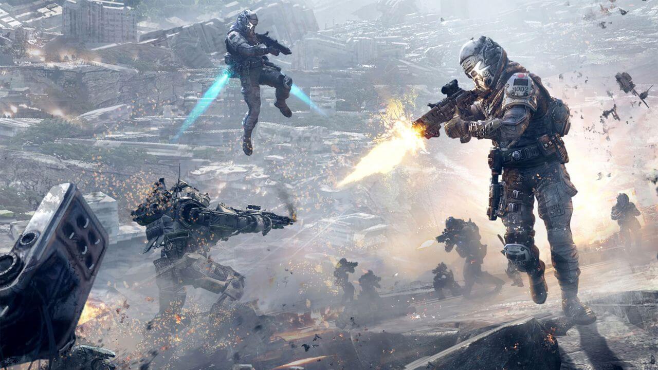 Titanfall 2 führt Greifhaken und größere Multiplayer-Maps ein (Gerücht)