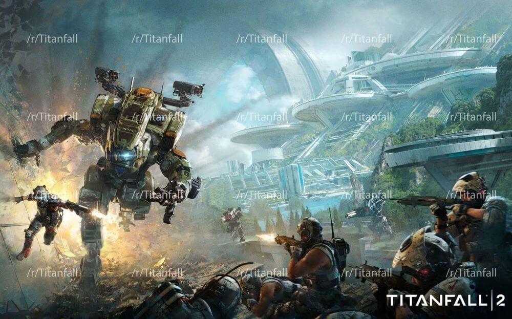 Titanfall 2: Karten gibt's gratis, weil EA Euch glücklich machen will – Anderer DLC kostet aber
