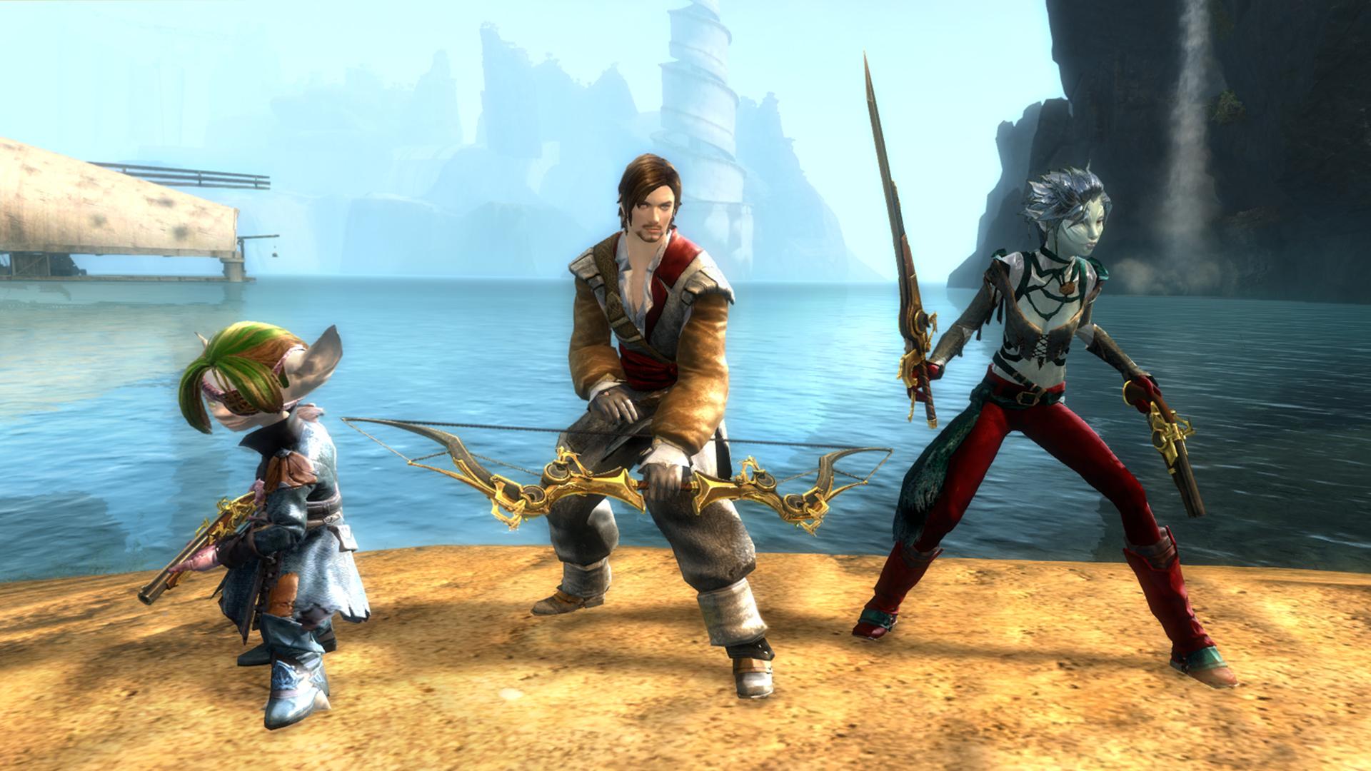 "Guild Wars 2: Neue PvP-Karte ""Revenge of the Capricorn"" kommt noch diese Woche!"