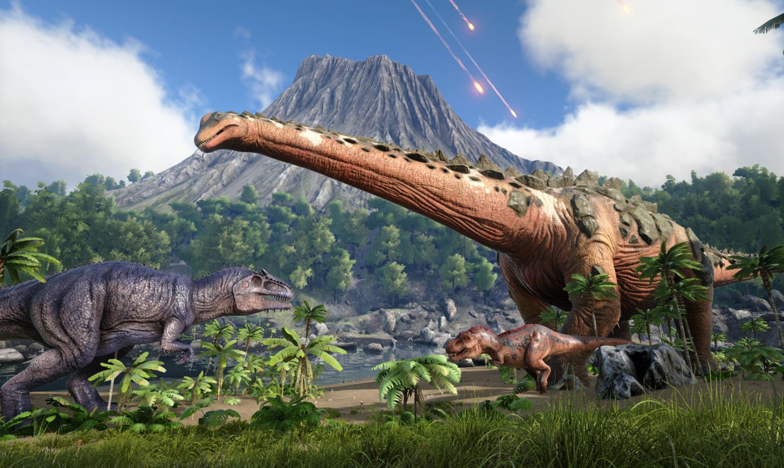 """ARK: Der größte Saurier, den es jemals gab – """"Titanosaurus"""""""