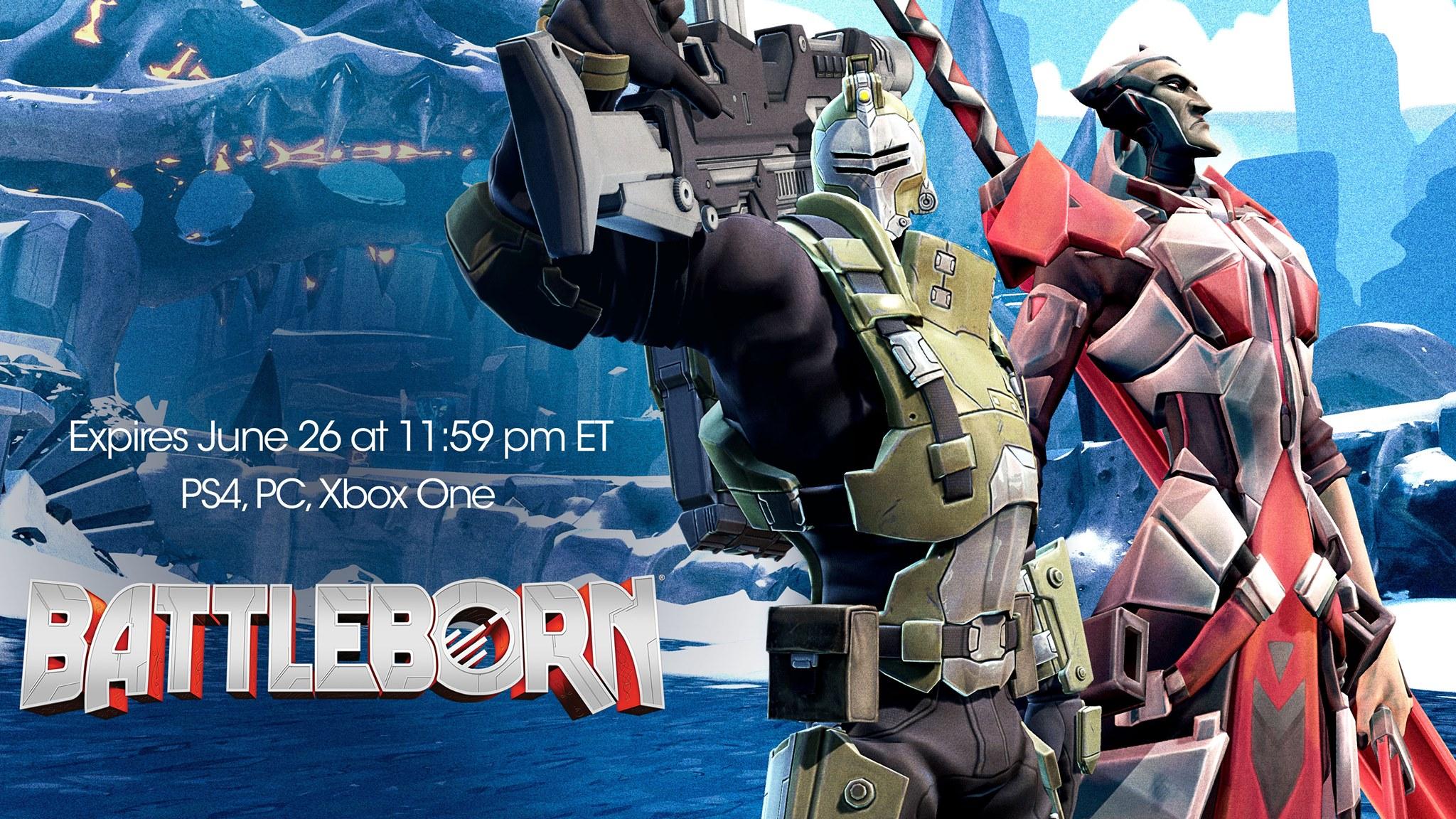 Battleborn: MOBA-Shooter will's Weihnachten nochmal wissen