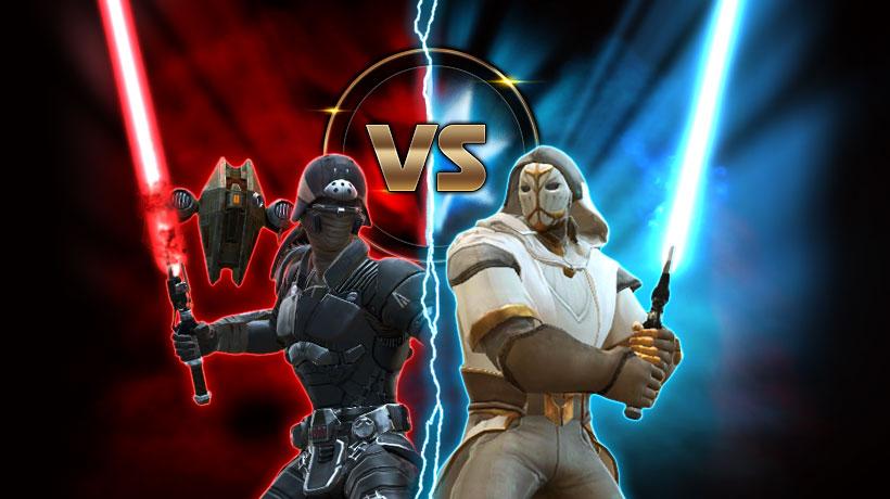 """SWTOR: """"Dunkel gegen Hell""""-Event gibt Belohnungen, bestimmt Zukunft des MMORPG"""