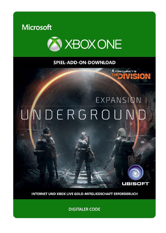 """The Division: Ups, hat Amazon den Termin fürs erste DLC """"Underground"""" verraten?"""
